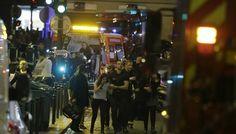Attacco terroristico a Parigi,circa30 morti