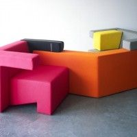 Studio Lawrence// Life-Size Tetris