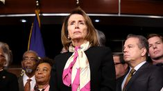 House Minority Leader Nancy Pelosi (D-Calif.) resurfaced a 2015 tweet by President Trump promising that he wouldn't make cuts to Medicaid and Medicare after his budget proposed cuts to both programs.