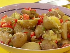 Get Pepper and Potato Salad Recipe from Food Network