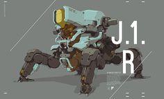 ArtStation - J.1.R., Brian Sum