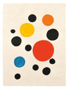 "apeninacoquinete: "" Alexander Calder 