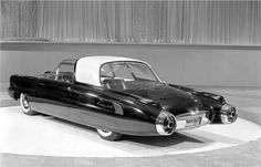 Lincoln Continental Nineteen Fifty X, 1952!