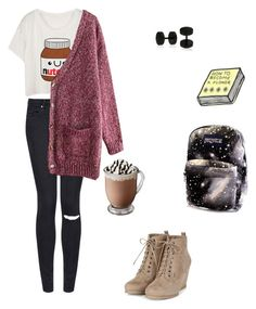 """Untitled #146"" by bandsformybae ❤ liked on Polyvore featuring Topshop, Chicnova Fashion and Bling Jewelry"