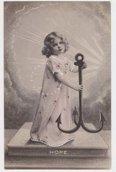 3 Vintage postcard Three theological virtues Faith Hope | Etsy Vintage Postcards, Vintage Items, Vintage Photography, Charity, Faith, Disney Princess, Etsy, Color, Vintage Style Photography