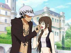 [Screen] Law and Chiaki - OP by ChiiRanswel on DeviantArt Manga Anime One Piece, I Love Anime, Manga Art, Anime Guys, One Piece Ace, One Piece Luffy, Loi Trafalgar, Naruto Gif, One Piece Pictures
