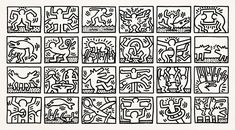 Juxtapoz Magazine - Keith Haring @ Pace Prints, Chelsea, NYC