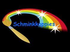 Les 2 spons Leren Schminken Stap voor Stap door Schminkkoppies