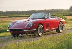 1967 Ferrari 275 GTB/4 NART Spider Sells for $27.5 Million