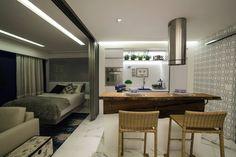 Ambiente criado pela Carla Kiss Arquitetura para a Casa Cor Paraná!! Foto: Daniel Sorrentino