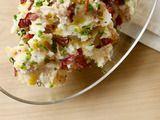 Mashed Potato Skins Recipe
