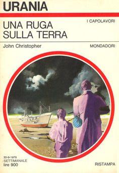 803  UNA RUGA SULLA TERRA 30/9/1979  A WRINKLE IN THE SKIN (1965)  Copertina di  Karel Thole   JOHN CHRISTOPHER *Ristampa del n. 463