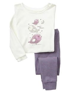 tweet dreams sleep set #babygap - $17.99