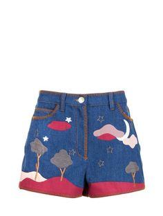 VALENTINO Shorts. #valentino #cloth #