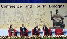 La apertura de la Cumbre Ministerial del Espacio Europeo de Educación Superior (EEES) y el Cuarto Foro de Política de Bolonia tuvo lugar en Ereván hoy, 14 de mayo.