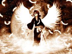 Best Anime Wallpaper for Your Phone and Desktop Rukia Bleach, Kuchiki Rukia, Bleach Anime, Anime Butterfly, Dragonball Evolution, Dragon Super, Beautiful Dragon, Female Anime, Dark Anime