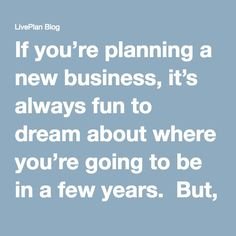 If you're planning a new business, it's always fun to dream about where you're going to be in a few years.  But, to be successful, you've got to build a profitable business. That means making sure that you're spending less than you're making—unless you've got a big pile of money from investors. Even if you do have lots of cash on hand from investors, your goal is still to turn a profit eventually. All of this means creating and managing your expense budget. Free Business Plan, Writing A Business Plan, Sample Business Plan, Business Plan Template, Business Goals, Business Planning, Business Articles, Investors, Meant To Be