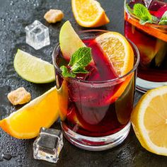 Sangria Tasting for One or Tasting for Two or Four with Take-Home Bottles at Juicy Luzy Sangria (Up to Off) Winter Sangria, Red Wine Sangria, Wine Cocktails, Blackberry Sangria, Peach Sangria, Grilled Chicken Strips, Roasted Chicken Breast, Red Sangria Recipes, Wine Punch