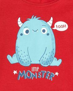 Camiseta de bebé Unit Monster · Moda y Accesorios · Hipercor c672a59f6bf