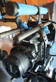 Dan Chung hooked up his new Nikon with the ultraCage Nikon D800, Cage, Outdoor Power Equipment, Character Design, Movie, Rock, Photography, Film, Skirt