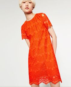 LACE DRESS - Available in more colours