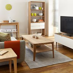 Modern Living Room Coffee Tables Inspirational Ebbe Gehl for John Lewis Mira Coffee Table Oak Living Room Furniture Online, Dining Room Furniture, Living Room Interior, Online Furniture, Home Living Room, Living Room Decor, Rustic Furniture, Furniture Ideas, Furniture Vintage