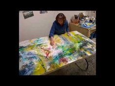 Hanna MacNaughtan ~ Abstract Paintings