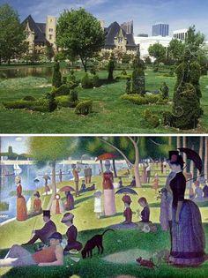 Leaf Beyond Belief: 11 Tree-mendous Examples Of Topiary Art | WebEcoist