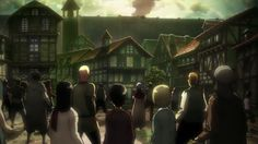 Attack on Titan The Wall has Fallen