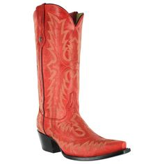 179 Corral Women's Picasso Snip Toe Western Boots