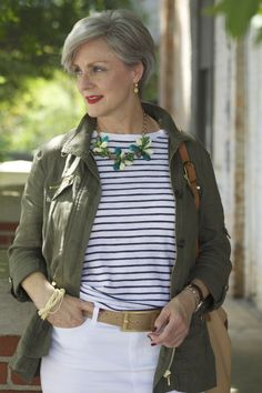 10 key pieces for spring | Style at a Certain Age
