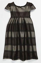 52661f3d233 Burberry Cap Sleeve Dress (Little Girls   Big Girls) Burberry Cap