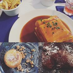 Francesinha vegan nata vegan bolo de chocolate e sangria. Tão bom! Delicious lunch today  #Porto #veganfood #vegan #foodporn #sangria #francesinha #francesinhavegan #francesinhavegetariana #instafood #100happydays #instagood #photooftheday #igers #SHOOTERMAG #THINGSYOUSEE #instagood  #iphoneonly #good #goodtimes #lunch