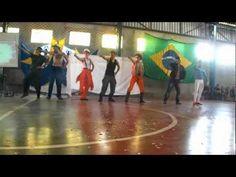 YMCA coreografia erico 2012