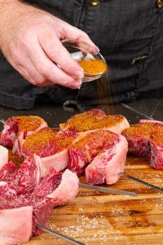 Tri Tip Steak Recipes, Grilled Steak Recipes, Brazilian Picanha Recipe, Brazilian Recipes, Churrasco Recipe, Braai Recipes, Traeger Recipes, Veg Recipes, Weber Recipes