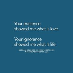 """""""Existence and ignorance"""" Shared by @solomon_geddam  If you like the story, appreciate the writer by commenting. 