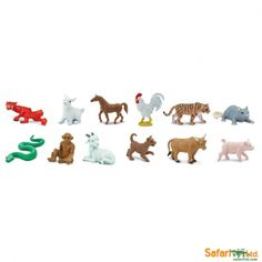 Incroyables créatures Ferret Safari Ltd Animal educational kids toy figure