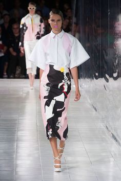 The Best Looks from New York Fashion Week: Spring 2014 - Prabal Gurung