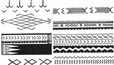 Samoan Tatau Symbols and Meaning | premier precedent 1 2