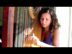 Rolling in the Deep on harp and cello  (Good for Lullaby)