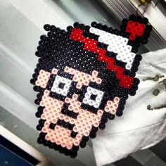 Wally perler beads by snowmrna