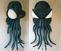 cthulhu-lampe-extra-terrestre Cthulhu, Kraken Sea Monster, Sea Monsters, Oeuvre D'art, Octopus, Photos, Beauty, Design, Style