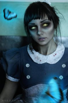 Bioshock - Little Sister by MilliganVick.deviantart.com