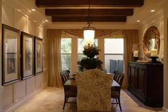 elegant dining rooms - Google Search