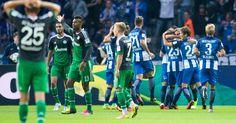 Hertha BSChat Schalke 04noch tiefer in die Bundesliga-Krise…