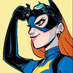 Batgirl Nightwing And Batgirl, Batwoman, Superman Art, Im Batman, Batgirl Face Paint, Batgirl Costume, Hq Dc, Comics Toons, Nerd