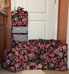 Vera Bradley outlet exclusive  Pirouette Pink  I love it