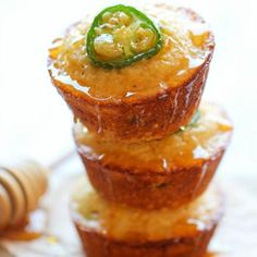 Jalapeno Cornbread Muffins Recipe - Damn Delicious & ZipList