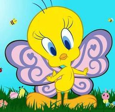 Find This Pin And More On Tweety Friends By Foxylady