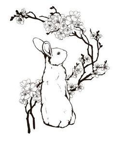 THIS WILL BE MY NEXT TATTO....................Bunny Rabbit Tattoos ...